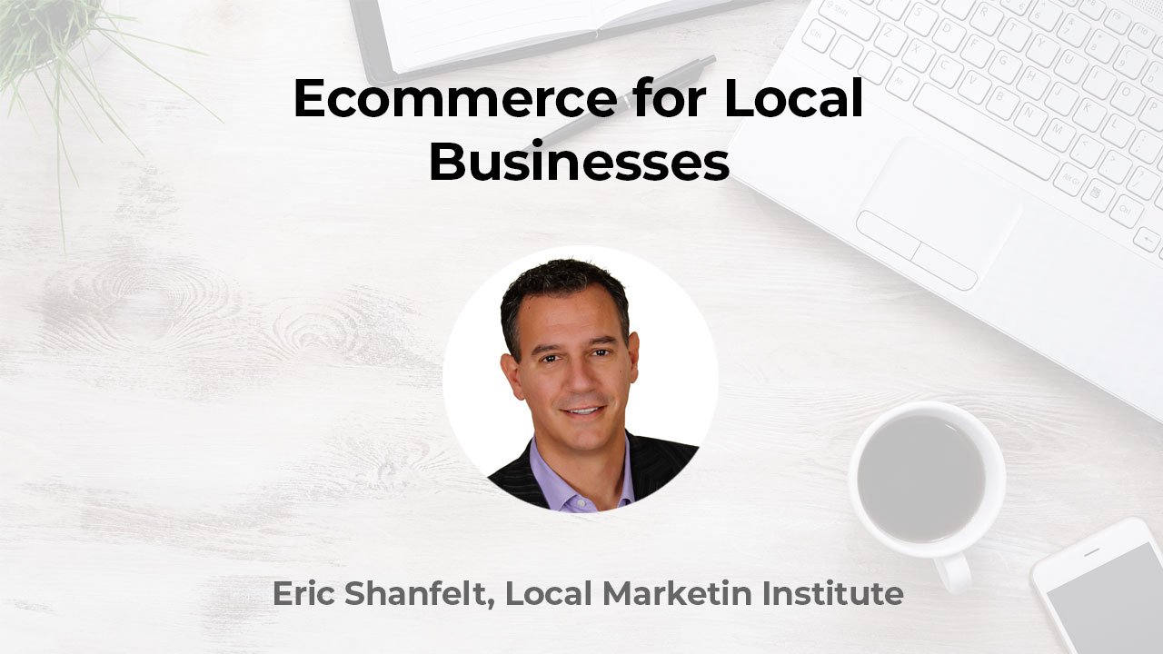 Ecommerce for Local Businesses