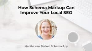 How Schema Markup Improves Local SEO